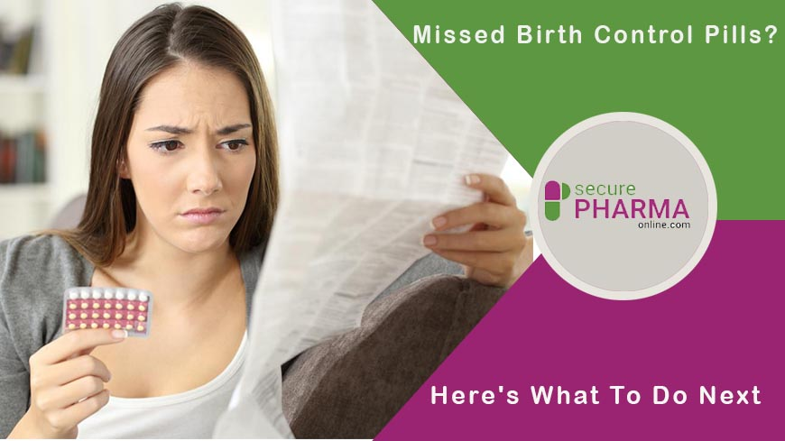 Missed Birth Control Pills Here_s What To Do Next
