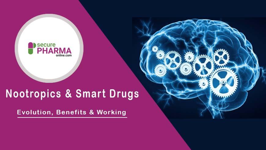 Nootropics _ Smart Drugs Evolution, Benefits _ Working