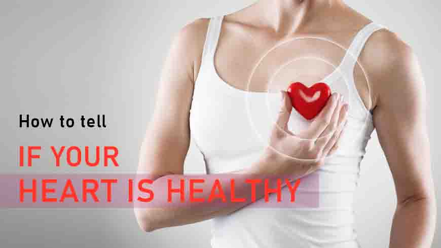 Is your heart healthy?