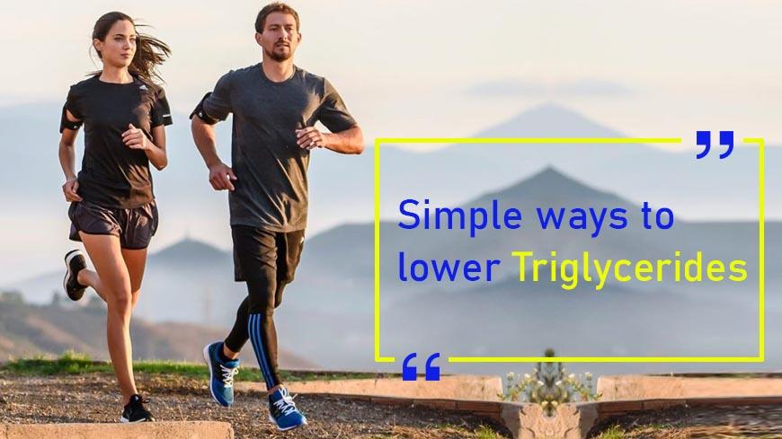 lower triglycerides