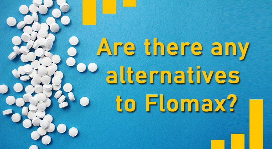 Alternatives for flomax