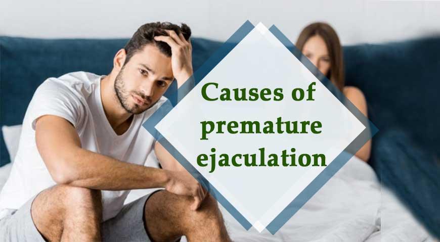 premature ejaculation causes