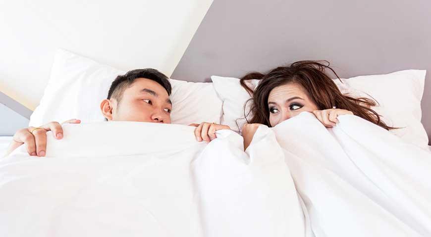 habits that hurt your sex life